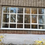 Кедрова - окно после ремонта 1