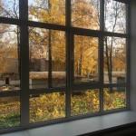 Кедрова - окно после ремонта 2